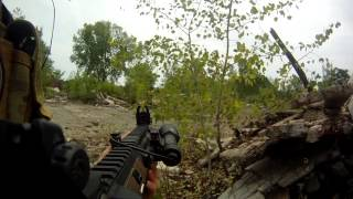WOLF PACK AIRSOFT pov cam 7-15-12 Thumbnail