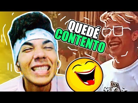 Jeeiph - CONTENTO (VIDEO REACCIONl) | Xavier Amarista