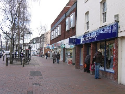Places to see in ( Bromsgrove - UK )