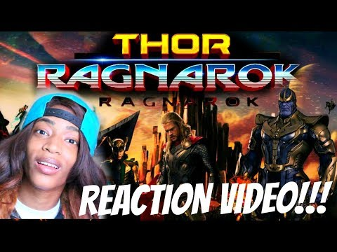 Thor: Ragnarok International Trailer #2 Ft. Docter Strange Reaction !!