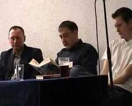 Brian Ruckley Alt.Fiction reading