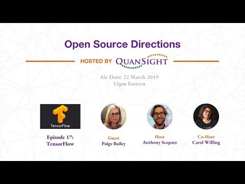 Open Source Directions | Open Source and ML/AI | Quansight