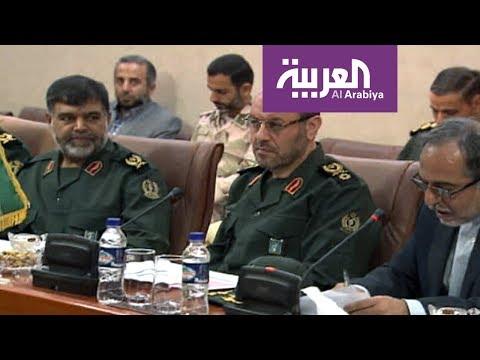 العراق وإيران يعلنان تعاونا عسكريا ويتكتمان على خلافهما الحد  - نشر قبل 2 ساعة