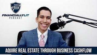 Aquire Real Estate Through Business Cashflow | Wealth Creation | Active Cash Flow Management