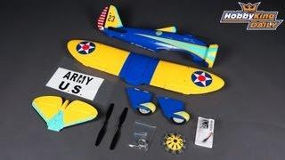 HobbyKing Daily - P26 Spare Parts