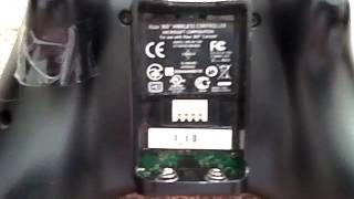 Comment utiliser sa manette Xbox 360 sans batterie