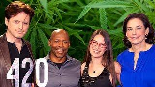 420: Marijuana, Van Jones, & Tupac Hologram = Future Of Music?