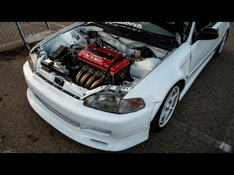 F20B to B  Swapped EG Hatch - The Izzystillydgn Special