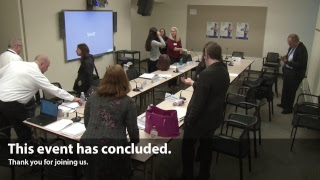 Distance Learning and Educational Innovation Subcommittee - Afternoon session February 12