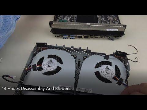 HΛD☰S B☰ΛST – Intel Hades Canyon NUC with EXP GDC Beast