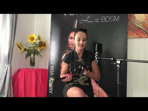 BDSM Episode 17 - DIY Spreader Bars with MistressXmas & The Ruthless - no user comments from YouTube · Duration:  40 minutes 37 seconds