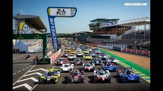 Teaser - 2019 Le Mans 24 Hours - Michelin Motorsport