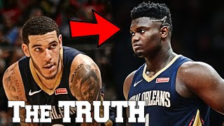 ESPN is LYING TO YOU About Zion Williamson's Minutes Restriction (Ft. NBA Bubble Debut)