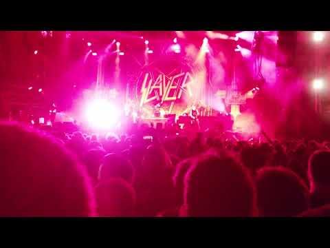 Slayer - Raining Blood , Download Festival Sydney 2019