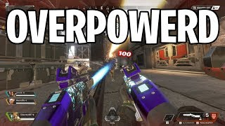 Apex-legends Double Pump is OVERPOWERED