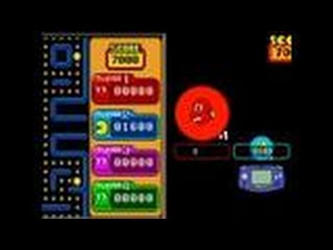 Pac-Man Vs. GameCube Gameplay_2003_11_13_1