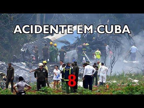 ACIDENTE DO BOEING 737-200 EM CUBA | Aerocast