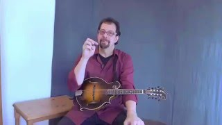 Advanced Mandolin Practice Tips from Mike Marshall