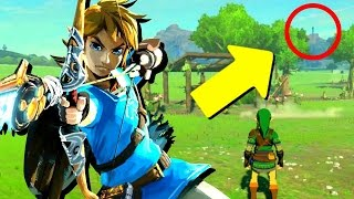 15 SECRETS sur ZELDA : BREATH OF THE WILD