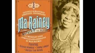 Ma Rainey -