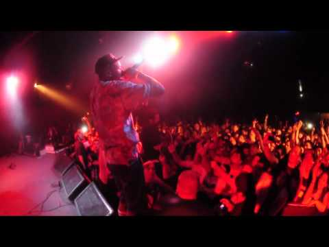 TYLER THE CREATOR - YONKERS - LIVE AT THE POMONA GLASSHOUSE - 4/1/11