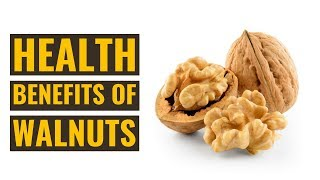 5 Proven Health Benefits of Walnuts