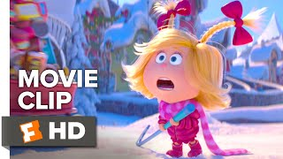 The Grinch Movie Clip