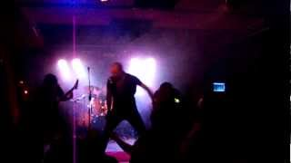 Hideous Divinity - Summoning Fists To Heaven (live @ Traffic, Roma)