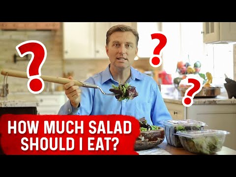 How Much Salad Should I Eat To Lose Weight?
