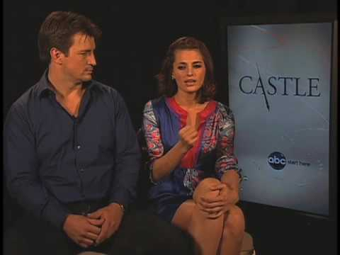 Castle - Nathan Fillion & Stana Katic