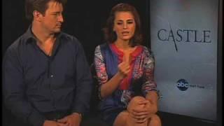 Castle - Nathan Fillion & Stana Katic