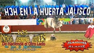 ¡¡JUGADON!! DE H3H EN LA HUERTA JALISCO