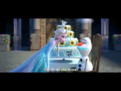 Frozen Fever Online Trailer