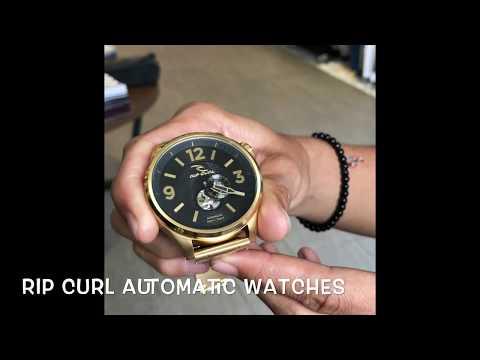 Jam Tangan Rip Curl Automatic