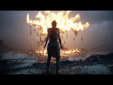 Hellblade: Senua's Sacrifice VR Edition Trailer (Ninja Theory) - Rift, Vive