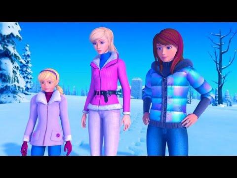 Барби чудесное рождество 2011 смотреть мультфильм онлайн