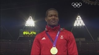 Walcott Wins Men's Javelin Gold - London 2012 Olympics
