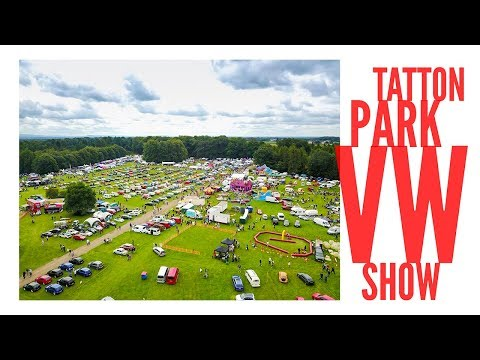 Tatton Park VW Show 2017