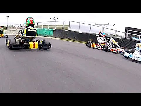 Super 1 Karting 2017: Rd 10 PFI, Part 1, Honda Cadet