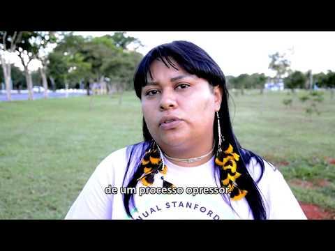 Tsitsina Xavante sobre mês dos Povos Indígenas