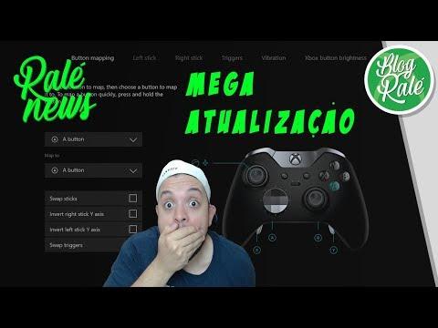 MEGA ATUALIZAÇÃO CHEGANDO NO XBOX ONE EM MAIO - INCLUINDO 120HZ