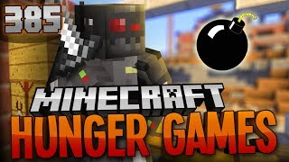 Minecraft Hunger Games: Episode 385 - Droppin