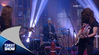 Marcell Siahaan Feat. Tonight Show - Seek and Destroy (Metallica Cover)