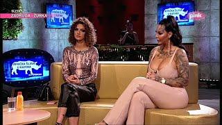 Pomirenje Tare Simov i Anđele Veštice (Ami G Show S14)