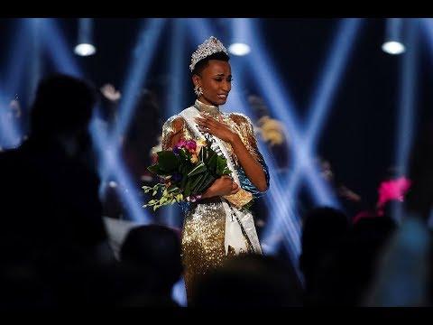 تعرفوا على ملكة جمال الكون الإفريقية زوزيبيني تونزي  - 12:00-2019 / 12 / 10