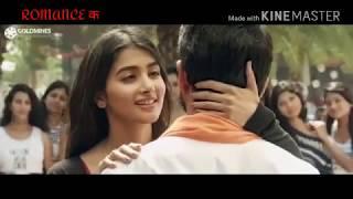DJ (Duvvada Jagannadham) ( Romantic Scene) 2017 New Released Full Hindi Dubbed Romantic scene