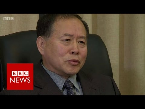 North Korea 'will test missiles weekly' senior official tells BBC News