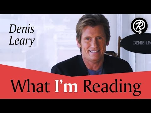 Denis Leary (author of Why We Don't Suck) | What I'm Reading