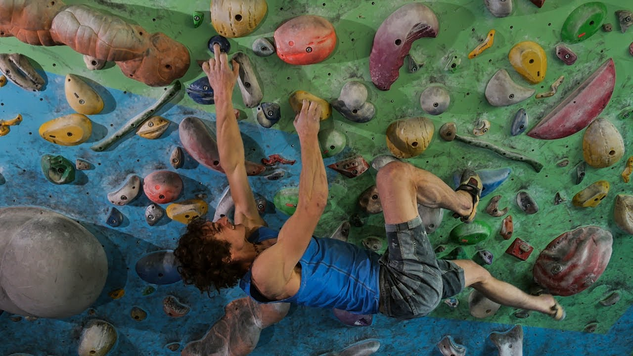 Bouldering As A Training Tool | Adam Ondra's Training Series Ep.2