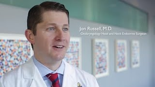 Transoral Thyroidectomy: FAQs with Jonathon Russell, M.D.